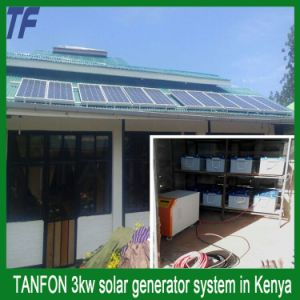 Complete Set 8kw Solar Power System for Home Use Sp8000, Home Solar Power System 8000W, Home Solar Systems Solar Power 8000W pictures & photos