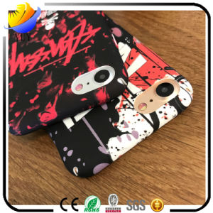 Tide Brand Harajuku Street Culture Camouflage Graffiti Style Old Tide Brand St U Ssy Phone Case pictures & photos