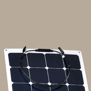 110W Semi Flexible PV Panel for Rvs and Long-Haul Trucks pictures & photos
