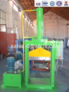 Rubber Bale Cutter, Rubber Cutting Machine Xql-80