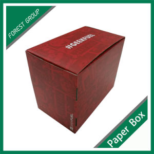 Custom Printing Toy Packaging Box with E Flute pictures & photos