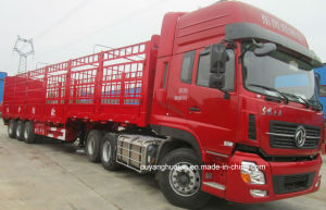 13 Meters Warehouse Column Semitrailer pictures & photos