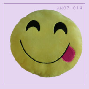 Fashion Plush Very Cute Emoji Pillow Cushion pictures & photos