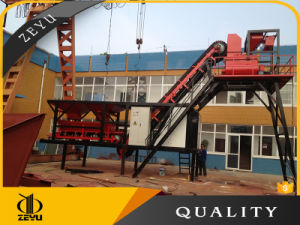 Yhzs25 Small Concrete Mixing Plant for Globle Market pictures & photos