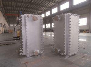 Block-Type Plate Heat Exchanger pictures & photos
