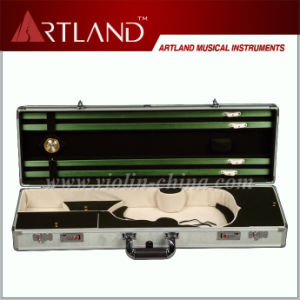 Alloy Metal Violin Case (SVC406) pictures & photos