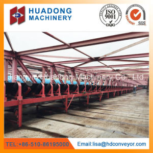 Customized Pipe Conveyor for Coal Handling System pictures & photos