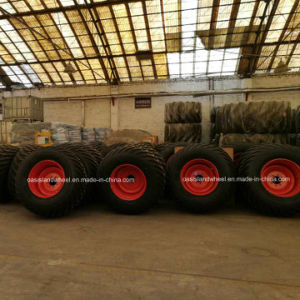 Fixed Disc Wheels 20.00X26.5 for Farm Trailer pictures & photos
