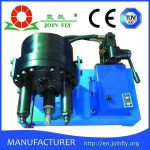 Portable Crimper with Hand Pump (JKS160) pictures & photos