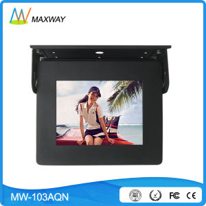 10 Inch Bus Video Display, LCD Bus Ad Monitor with HDMI USB SD Card (MW-103AQN) pictures & photos