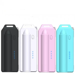 Portable Rocket-Shaped New Power Bank 2600mAh Li-ion Battery Mobile Phone Accessories pictures & photos