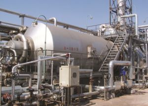 Thermal Oxidizer for Waste Gas & Liquid Treatment