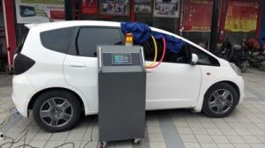 Car Air Purifier Ozone Generator with Anion for Car 4 Shop pictures & photos