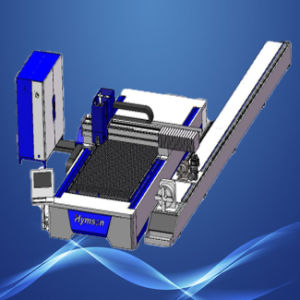 CNC Fiber Laser Plate & Tube Cutting Machine pictures & photos