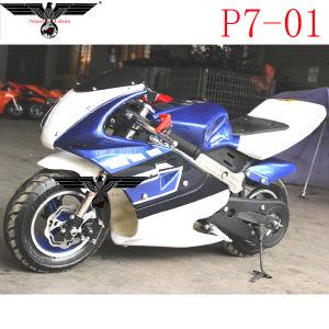 P7-01 49cc Hot Sale Pocket Motorcycle Dirt Bike pictures & photos