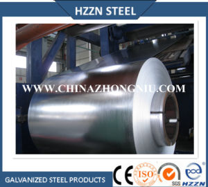 Hot Dipped Galvanized Steel Coil with Grade Dx51d+Z100 pictures & photos