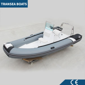 2017 New Popular Zodiac Inflatable Boat pictures & photos