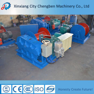 China Reliable Oversea Enginner Provided Electric Longline Winch Manufacturer pictures & photos
