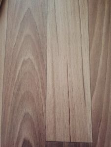 Eco Friendly Anti-UV Plastic PVC Vinyl Wood Grain Floor Mat pictures & photos