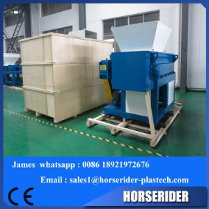 Wt600 Single Shaft Shredder pictures & photos