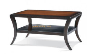 (CL-5516) Classical Hotel Restaurant Public Lobby Furniture Wooden Coffee Table pictures & photos