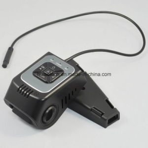 New Hidden Mini Car Dash Camcorder Built in 5.0mega Car Camera, Novatek Ntk96650 CPU, WDR, G-Sensor, GPS Tracking, WiFi for Mobile Phone Control DVR-1519 pictures & photos
