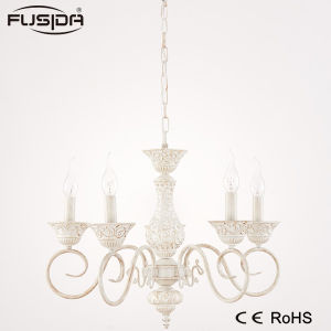 Candle Bronze Chandelier Lighting for Home pictures & photos