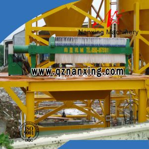 Marble Granite Cutting Sewage Treatment Filter Press pictures & photos