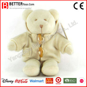 Stuffed Animal Plush Teddy Bear in Cloth pictures & photos