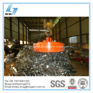 Industrial Crane Lifting Magnet for Lifting Steel Scraps pictures & photos