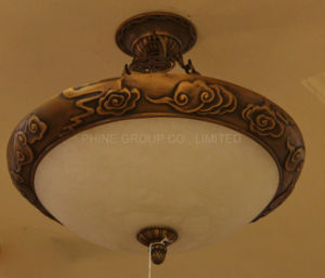 Residential Decorative Pendant Lighting Made of Spanish Marble pictures & photos
