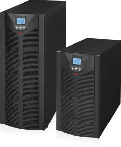 High Frequency Double-Conversion UPS, Online Transformer 6-10kVA