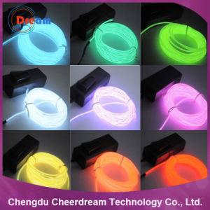 Different Diameter High Brightness EL Wire pictures & photos