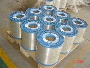 High Quality Electro Galvanized Wire for Staples pictures & photos