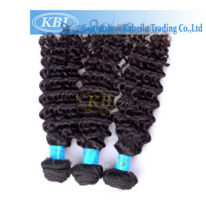 100% Human Brazilian Hair Weave, Brazilian Hair (KBL-BH-DW) pictures & photos