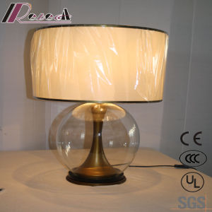 New Design Electro-Plate Metal Bedside Hotel LED Lighting pictures & photos
