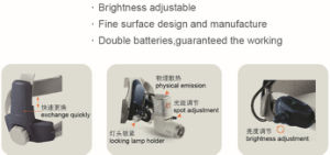 5W Wireless Medical Dental LED Headlight with Long Working Life pictures & photos