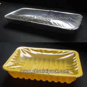 as-4 Pneumatic Plastic Container Sealer pictures & photos