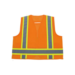 Reflective Safety Vest (Class Two) pictures & photos
