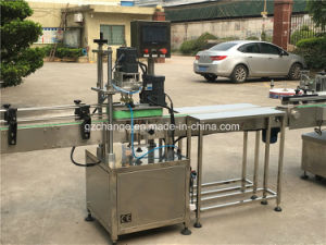 Plastic Bottle Trigger Cap Screwing Machine pictures & photos
