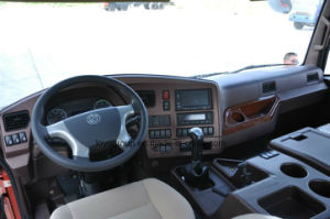 Sinotruk Cdw Tractor Trailer Truck 6 Wheels Tractor Head for Sale pictures & photos