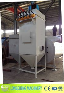 Pulse Bag Dust Filtration System pictures & photos