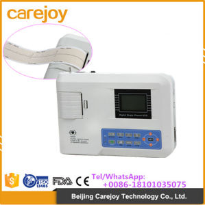 Digital 1-Channel Vet Electrocardiograph Veterinary ECG EKG Machine -Fanny pictures & photos