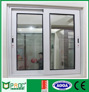 Aluminum Alloy Modern Style Glass Windows with Sliding Windows pictures & photos