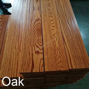 Hardwood Flooring Red Oak /White Oak Prifinished Wood Flooring pictures & photos