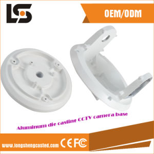 Hight Quality Aluminum Alloy Die Casting Parts for CCTV Camera Equipments pictures & photos