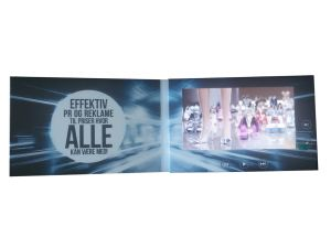 7inch LCD Video Card for Marketing Promotion pictures & photos