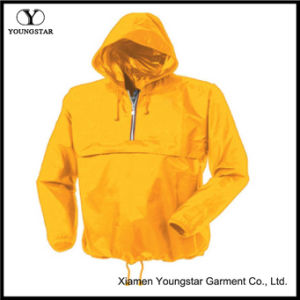 Wholesale 100% Polyester / Nylon Lightweight Windbreaker Jacket Windproof Winter Jacket pictures & photos