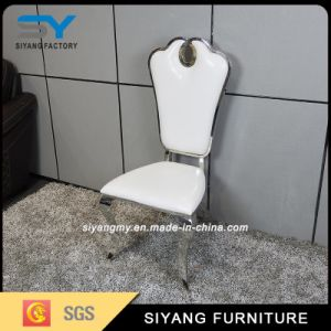 Restaurant Furniture Metal Dining Chair for Banquet pictures & photos