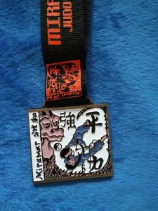 Zinc Alloy Sports Medal Soft Enamel with Antique Brass pictures & photos